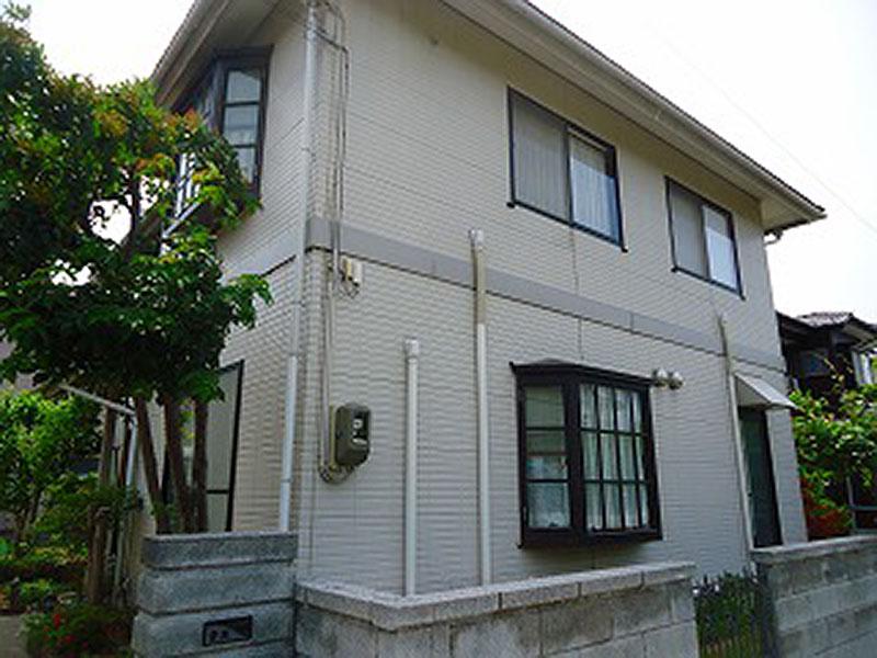 屋根、外壁、雨樋交換
